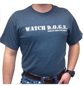 New WatchDOGS shirt